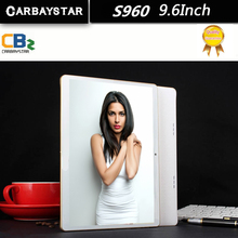 CARBAYSTAR Initial S960 mart android tablet pcs android 4.42  tablet pc 9.6 inch Quad Core tabletter computer android Tablet 10