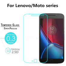 For Motorola Lenovo Moto Z Play/Z G G4 G5 Plus Mobile Phone Cases Covers Tempered Glass Screen Protector Protective Coque Fundas(China)