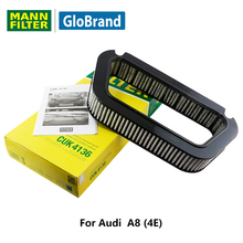 Buy MANNFILTER Carbon car Cabin Filter CUK4136 Audi A8, 4E auto parts for $29.66 in AliExpress store