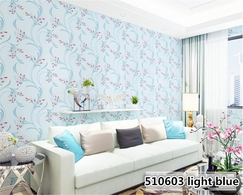 beibehang Modern minimalist wallpaper black and white peacock tail background living room TV background wall nonwoven wall paper<br>