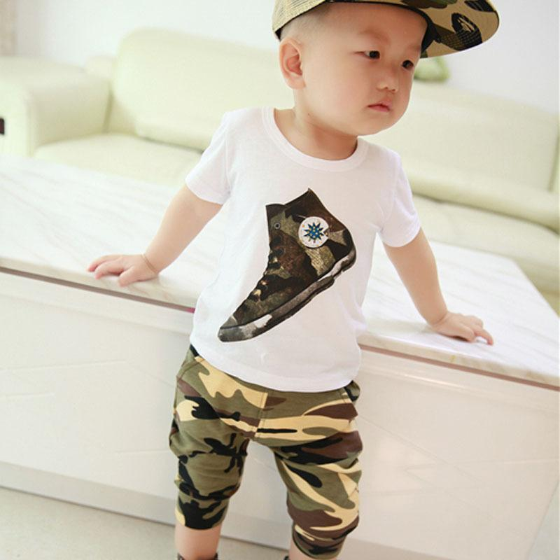new hot sale baby boy clothes spring summer childrens clothing children t shirts baby boy short sleeve cotton clothing set<br><br>Aliexpress