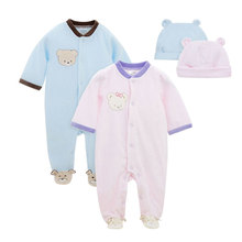 2018 brand children's clothing manufacturer, newborn clothing, velvet, hats, Kazakhstan, Kazakhstan and baby clothing(China)