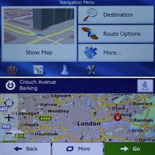 GPS Navigation Android Wince Windows CE 6.0 GPS Navigation Accessories 8GB Micro TF Map card GPS Accessories