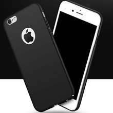 Luxury Hard Back Plastic matte Case for iPhone 6 Cases 5s SE 6s 6 plus 6s plus iPhone 7 Case Plus PC Full Cover Phone hard case(China)