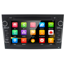 "For Vauxhall Opel Astra H G J Vectra Antara Zafira Corsa 7"" touch screen car DVD GPS Radio stereo car Double DIN multimedia(China)"