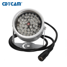 Waterproof 48 LED illuminator Light CCTV IR Infrared Night Vision outdoor metal For Surveillance Camera cctv camera(China)