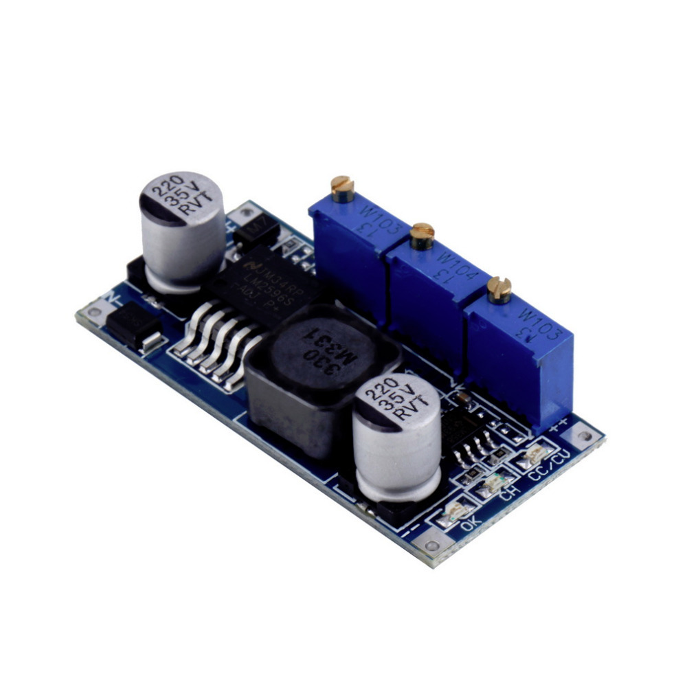 Constant Current LED Driver Adjustable Lithiumion Batteries Charging Module Wholesale<br><br>Aliexpress
