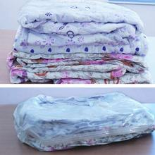 Fashion 2016 Household Items Storage Bags Vacuum Seal Compressed Organizer Clothes Quilt Finishing Dust Bag Pouch A Single