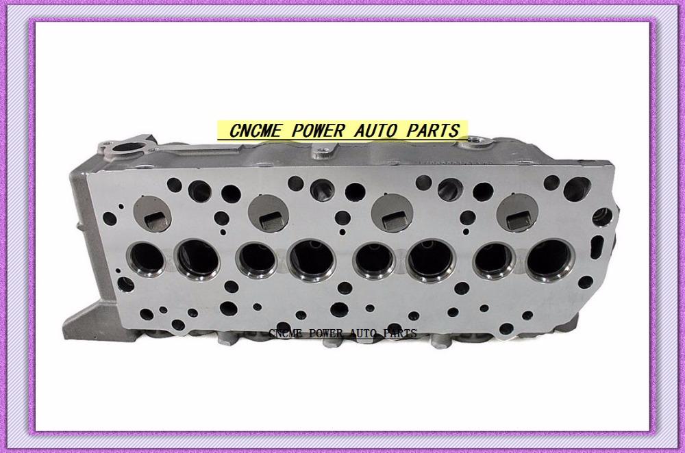 4D56 D4BA D4BAT 4D56T Cylinder Head For Mitsubishi Montero Pajero L300 DELICA Canter For Kia Besta Bongo 2.5L MD185926 908 512 (4)