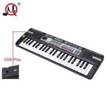 Kids 44 Keys Multifunctional  Key board Music Toy Piano Musical Toys Instrument Electronic With MP3 LED Educational For Children