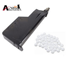 Airsoft Paintball BB Speed loader 150 Rounds Or 0.12g 1000 rounds BB Balls Tactical BB Loader Strikeball Hunting Accessory(China)