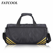 Sport-Bag Tote Fitness Yoga Waterproof Training Nylon Woman Outdoor for Men