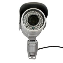 Outdoor waterproof Sony Cmos 1200TVL Day Night IR CUT Long Range ir 50m  bullet  Varifocal CCTV Security Camera