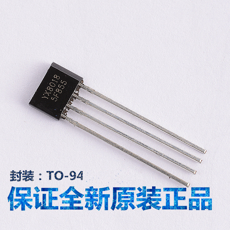 Latest Collection Of 200pcs Solar Led Driver Yx8018 Joule Thief Dcdc Converter Booster 4 Pin Ic For Driving Solar Powered Garden Led Lights Selling Well All Over The World Active Components