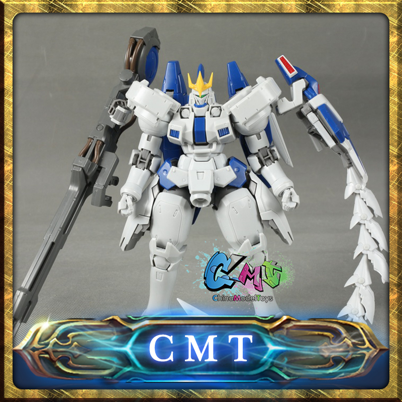 CMT  DABAN MG 1/100 TALLGEESE 3 WING GUNDAM MODEL KIT OZ 00MS2B action figure<br>