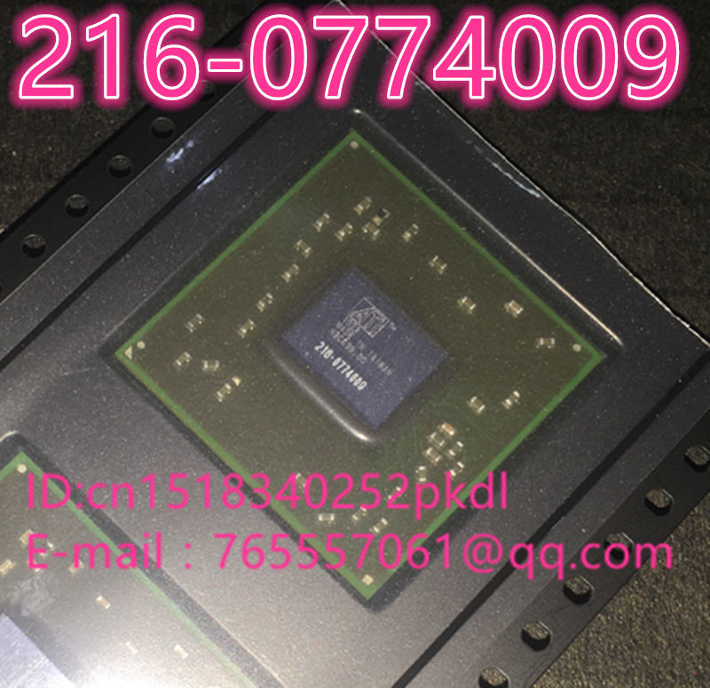 100% New 216-0774009  BGA Chipset<br><br>Aliexpress