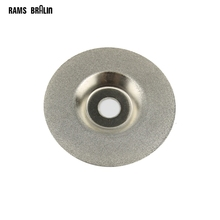 "4"" Cup-shaped Diamond Cutting Slice Grinding Disc for Glass Ceramic Tile Reduced Sparking Wheel  for Metal Finishing"