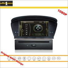 For BMW 5 E60 E61 E63 E64 2003~2010 without AUX Car Stereo Radio CD DVD GPS Navigation 1080P HD Screen System Original Design