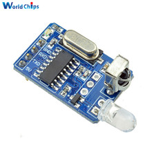 5V IR Infrared Remote Decoder Encoding Transmitter Receiver Wireless Module Quality in Stock(China)