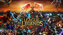 modern large  league of legends poster oil painting on canvas wall art  printed pictures for living room