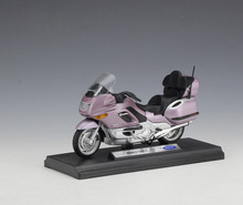 WELLY 1:18 K1200LT MOTORCYCLE BIKE DIECAST MODEL TOY NEW IN BOX FREE SHIPPING
