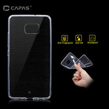 Cover for HTC U Ultra/ for HTC Ocean Note Case Clear Transparent TPU Silicone Case for HTC U Play/ for HTC Alpine Back Cover(China)