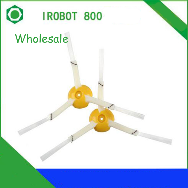 100pcs/lot Vacuum Cleaner Parts Replacement Side Brush  For Irobot Roomba 800series 800 870 880 Vacuum Cleaner<br><br>Aliexpress