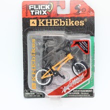 Kids toys mini bmx Finger bikes module mountain bicycle Collection model gift for children boys gadgets Novelty game FSB(China)