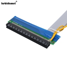 Buy Molex Power PCI-E Riser 1X 16X Extension Cable Flexible PCI Express Riser Card Extender Adapter Converter Bitcoin Miner for $2.80 in AliExpress store