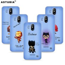 Buy ASTUBIA Case Homtom S16 Case Silicone Soft Clear TPU Spiderman Iron Man Cover Homtom s9 Plus Capas Homtom S8 Shell for $1.48 in AliExpress store