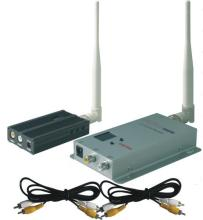 3000 meters Long Range Video Transmitter Wireless A/V Audio Video Sender and Receiver system(FOX-2500)(China)