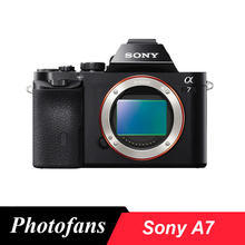 Sony A7 Mirrorless Digital Camera (Body only)(China)