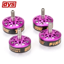 DYS Bell Pack for Fire for Storm Mars Thor FPV Racing Brushless Motor CW Screw Thread RC Racer Drone FPV Quadcopter Spare Parts