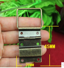 Wire hinge antique wooden box hinges iron hinge 29MM*45MM  connecting wire hinge support