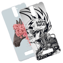 Retro Taiji Fish Cases Relief Cover For OPPO Find 5 X909 Finder X907 Funny Skull Hard Phone Shell For OPPO Find 7 X9007(China)