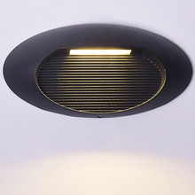 Modern Simple Aluminum Led Wall Lamps Stage Light for indoor outdoor lighting(China)