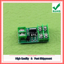 Free Shipping 2pcs MOS Driver Module DC Control FET with Optocoupler Trigger Switch board (H5A5)