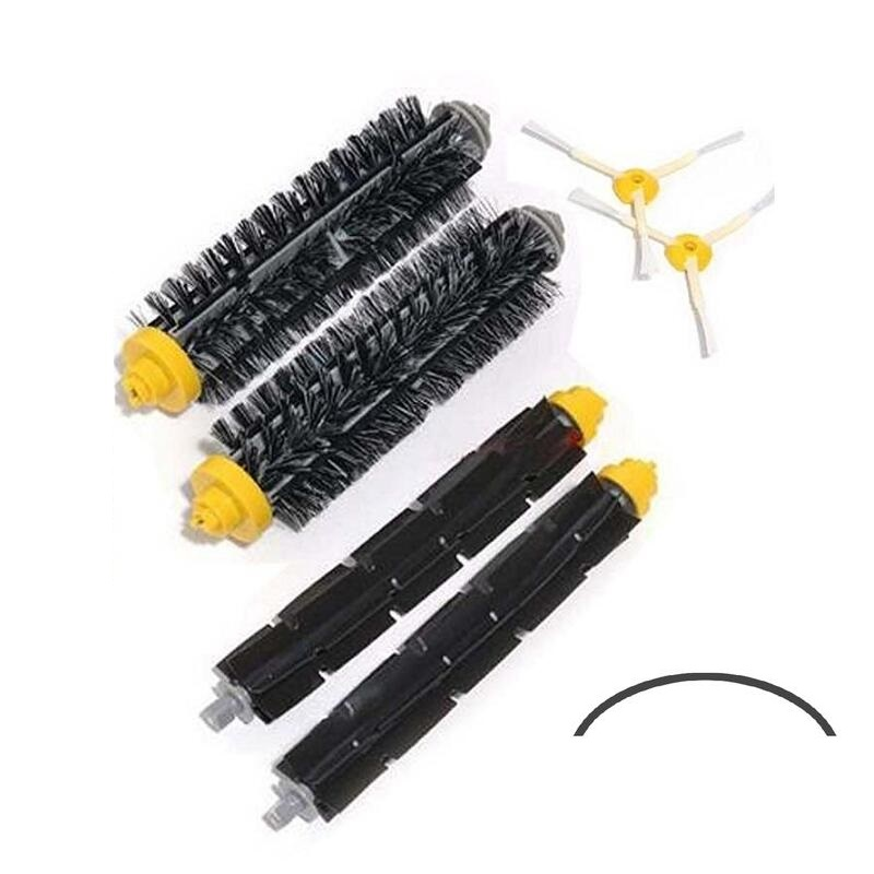 Replacement For iRobot Roomba 700 Series brush kit side 760 770 780 790 free shipping<br><br>Aliexpress
