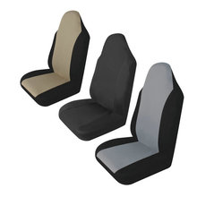 New Universal Car Front Rear Seat Covers Cushion Pad for Crossovers SUV Sedan Drop shipping
