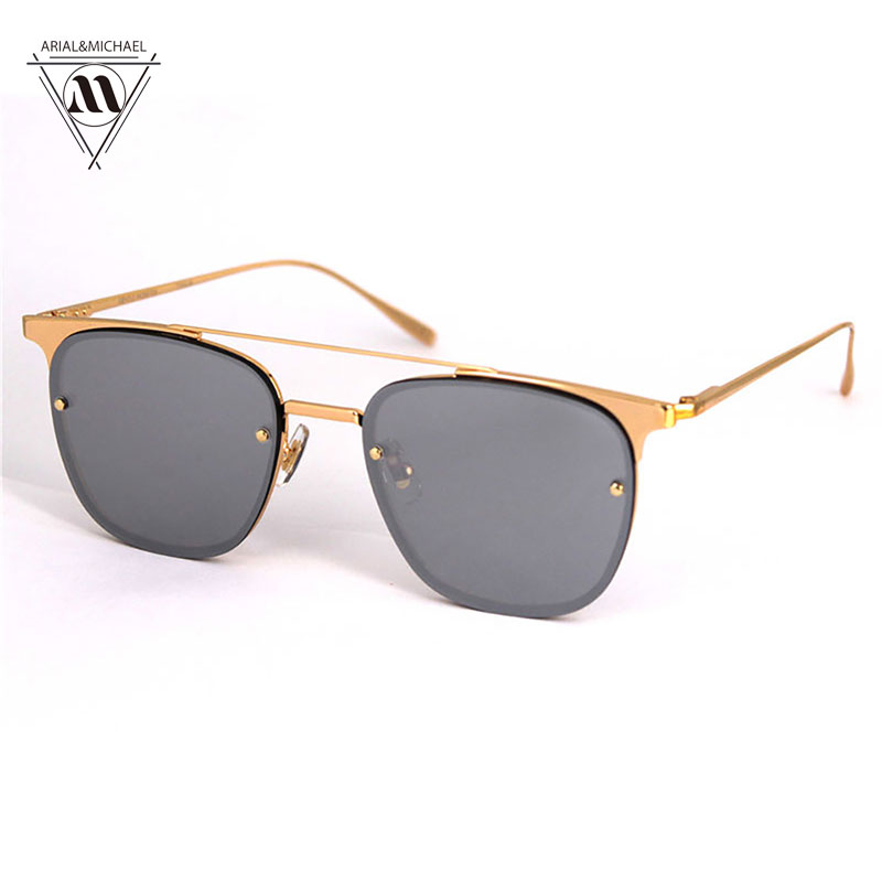 2017 New Oversize Pilot Sunglasses Men/Women Fashion Summer Style Big Size Frame Polarized Mirror Sunglasses Oculos UV400 Unisex<br><br>Aliexpress