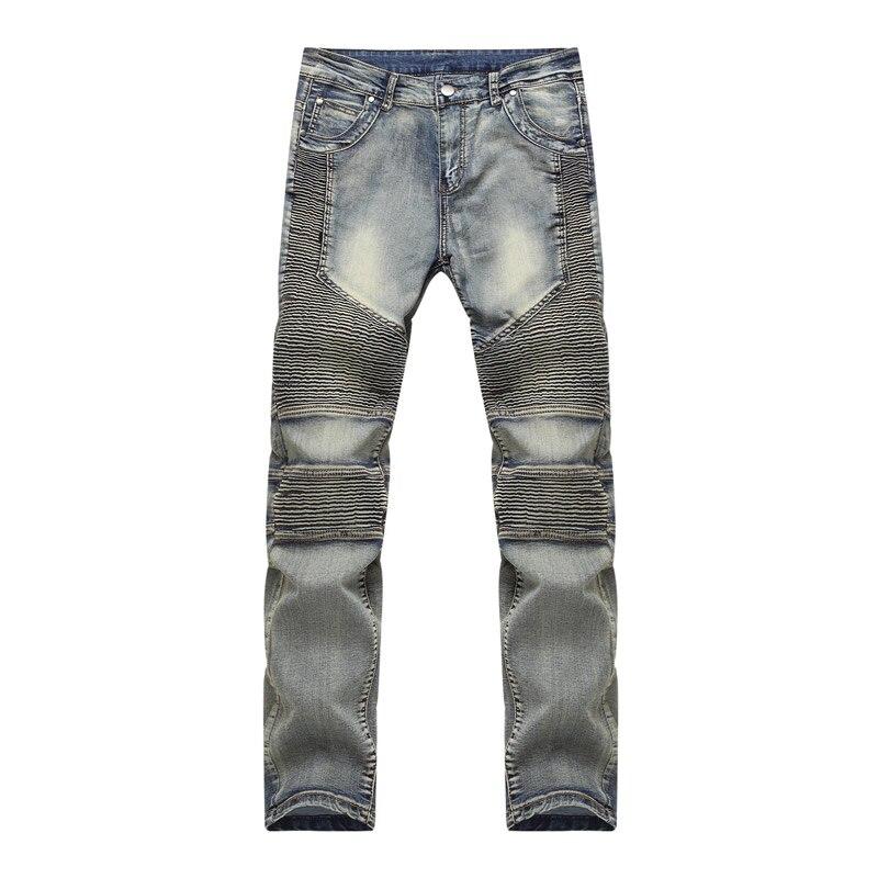 2017 Denim Men Jeans men jeans skinny ripped stretch slim men corduroy mens designer hip hop baggy jeans army green diselОдежда и ак�е��уары<br><br><br>Aliexpress