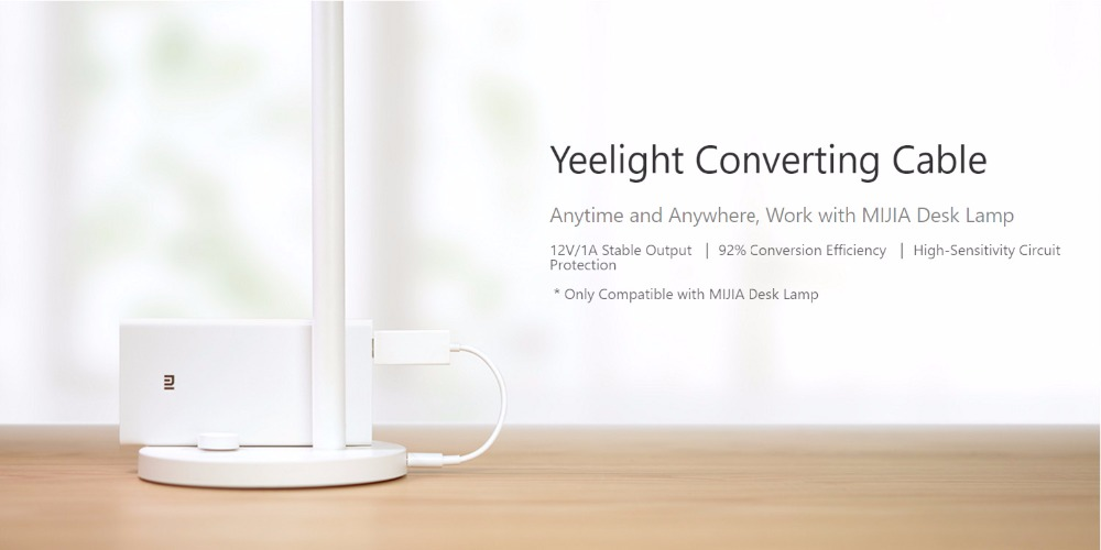 Original Xiaomi Yeelight mijia Led desk lamp Smart Folding touch Adjust Color Temperature Brightness For xiaomi mi smart home
