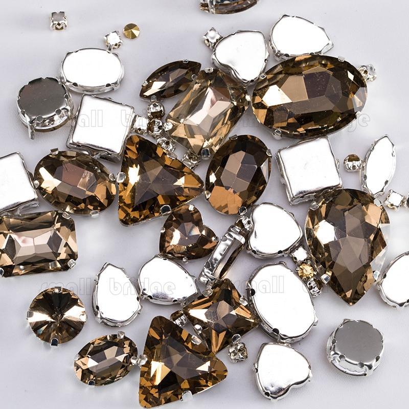 Crystal Sew On Rhinestone (1)