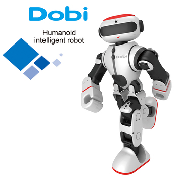 F8 Dobi Intelligent Humanoid Robot Voice/APP Control Toy with Dance Yoga Storytelling for Wltoys Robot Toy Children Gifts