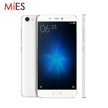 "Original Xiaomi Mi5 M5 Mi 5 Prime Mobile Phone Snapdragon 820 3GB ROM 64GB ROM 5.15"" FHD 16MP Fingerprint ID NFC Quick Charge"