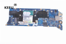 KEFU FOR Dell XPS 13 9343 Laptop Motherboard i7 5500U CPU 8GB RAM ZAZ00 LA-B441P 9K8G1 09K8G1 CN-09K8G1