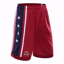 New USA Basketball Shorts Men With Pockets Plus Size Running Summer Beach Sport Shorts Three Colors pantaloncini basket