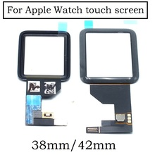 5pcs Original New Sapphire/General Touch Screen Digitizer For Apple Watch 38mm 42mm Touch Panel Sensor Digitizer Repair Parts