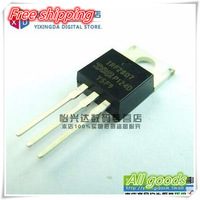100pcs/lot free shipping IRF2807 IRF2807PBF MOSFET MOSFET N 75V 82A TO-220 new original Immediate delivery