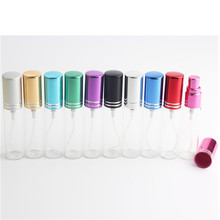 50pieces * 10ml wholesale perfume bottle, mini essential oil glass bottle, can be filled with trial glass perfume bottle